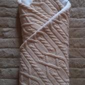 Конверт-одеяло. Ручная работа