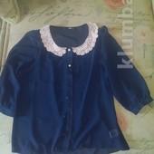 блузка шифоновая женская jane norman