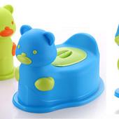 Горшок Котик для малышей. 3 цвета кор.46*26*21. артикул BT-CP-0007