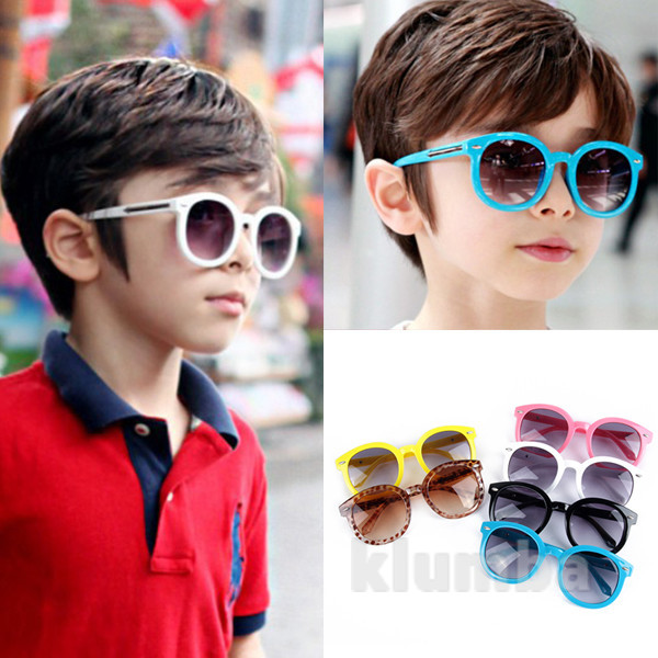 Скидка! Детские солнцезащитные очки расцветки фото №1