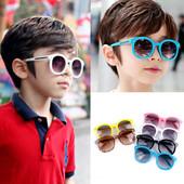 Скидка! Детские солнцезащитные очки расцветки