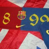 Фірмовий .Оригінал  футбольний шарф Nike.Ф.к Барселона .
