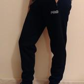 Спортивные мужские брюки манжет из элластана