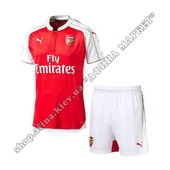 Футбольная форма Arsenal 2015/16 Puma домашняя (1718)