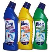 Средство для чистки унитаза Klee 750ml гель для унитаза