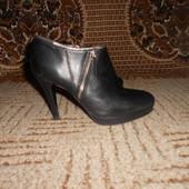 Кожаные ботиночки MEX.Размер 39