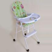 Стульчик для кормления детский, Bambi HB 325 (M0406)