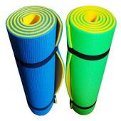 Коврик для йоги и фитнеса Premium-10