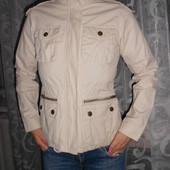 Котоновая курточка Н&М .Рост 152