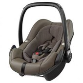 Автокресло Maxi-Cosi pebble plus major Brown Leather