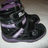 деми ботиночки Chicco 22 раз