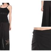 Новые фирменные летние брюки Colin's, р.42-48, 100% лен, черные, бежевые