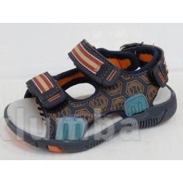 Босоножки сандалии для мальчика на лето фото №1