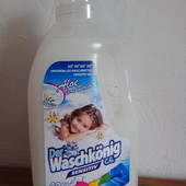 Гель Waschkonig детский 1,5 L (42 стирки)