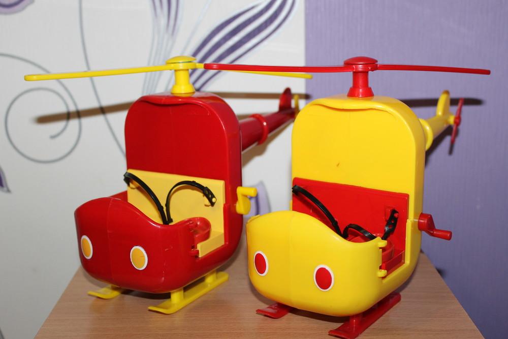 Вертолёт мисс крольчихи из мультфильма свинка пеппа peppa pig фото №1