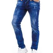 Джинсы модные мужские