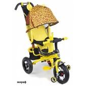 Велосипед 3-х колесный Mini Trike Zoo Жираф