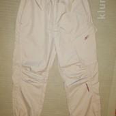 Практичные спортивные брюки от знаменитого бренда Reebok. США. 46 р