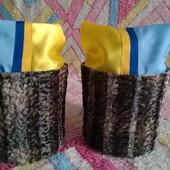 Укр. казак и моряк- скромные костюмы для праздников.