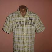 рубашка мужская,сост новой Ketell р-р XL,коттон
