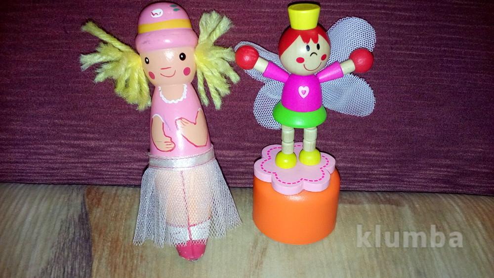 Деревянные куколки фото №1