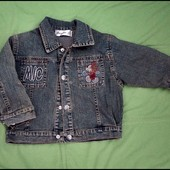 курточка мальчику