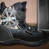 Ботинки Geox Waterproof р. 39-40