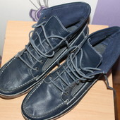 Кожаные ботинки Bertie