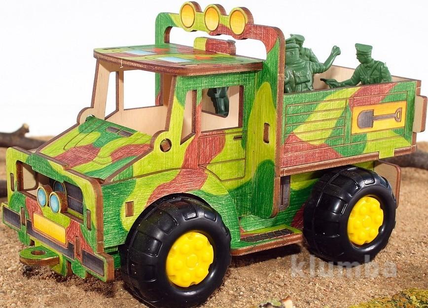 Конструктор «грузовичок», woody артикул: в00617 фото №1