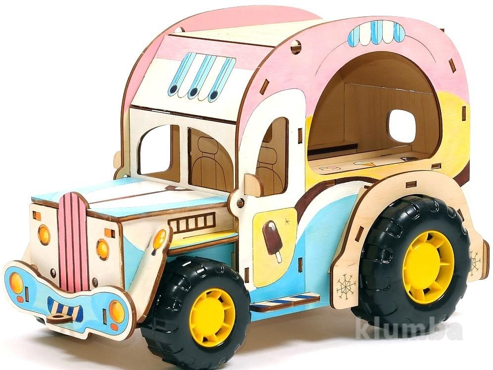 Конструктор «фургон крем-брюле», woody артикул: b00723 фото №1