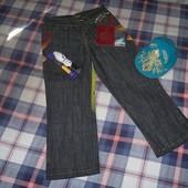 Фірмові нові круті реперські джинси Raiv Blue, W30 L 32р., Китай.