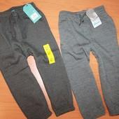 спортивные штаны Rebel с начесиком 2-3(98)