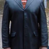 Пиджак мужской кожа