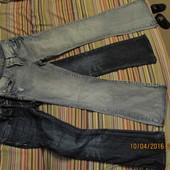 Выбираем джинсы-бедровки 2пары брендовые на рост 155-159см