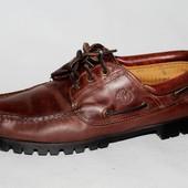 Туфли 42 р, Timberland, США, кожа, оригинал