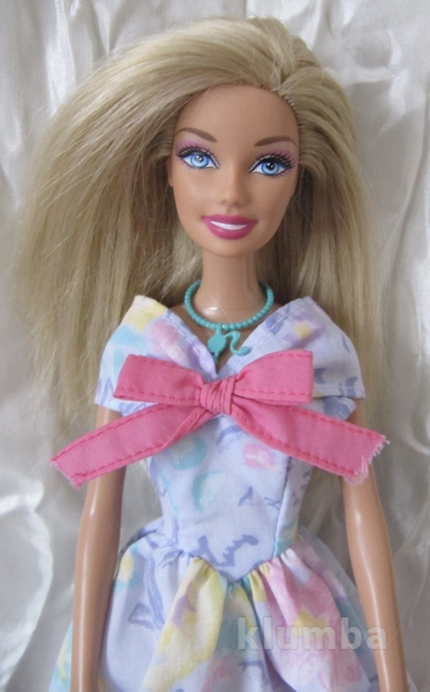 Кукла барби фирменная от mattel фото №1