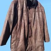 Дубленка  мужская xxxxl -450 грн