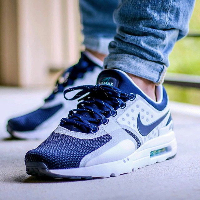Кроссовки nike air max zero quickstrike, р. 36-45, код vm-349 фото №1