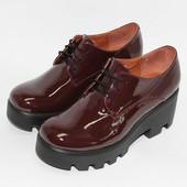 Туфли броги кожа замша Возможны другие цвета