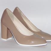 Скидка.Лакированные туфли