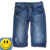 Джинсовые шорты ASOS р. 32, 14-16 лет и старше. Идеальное состояние!