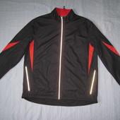 4sports (XL) спортивная софтшелл ветровка куртка мужская