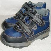 (36) Мега стильные немецкие термо-ботинки!