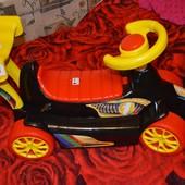 Акция! до 28.06!Каталка Формула 1. Толокар. Машина для детей