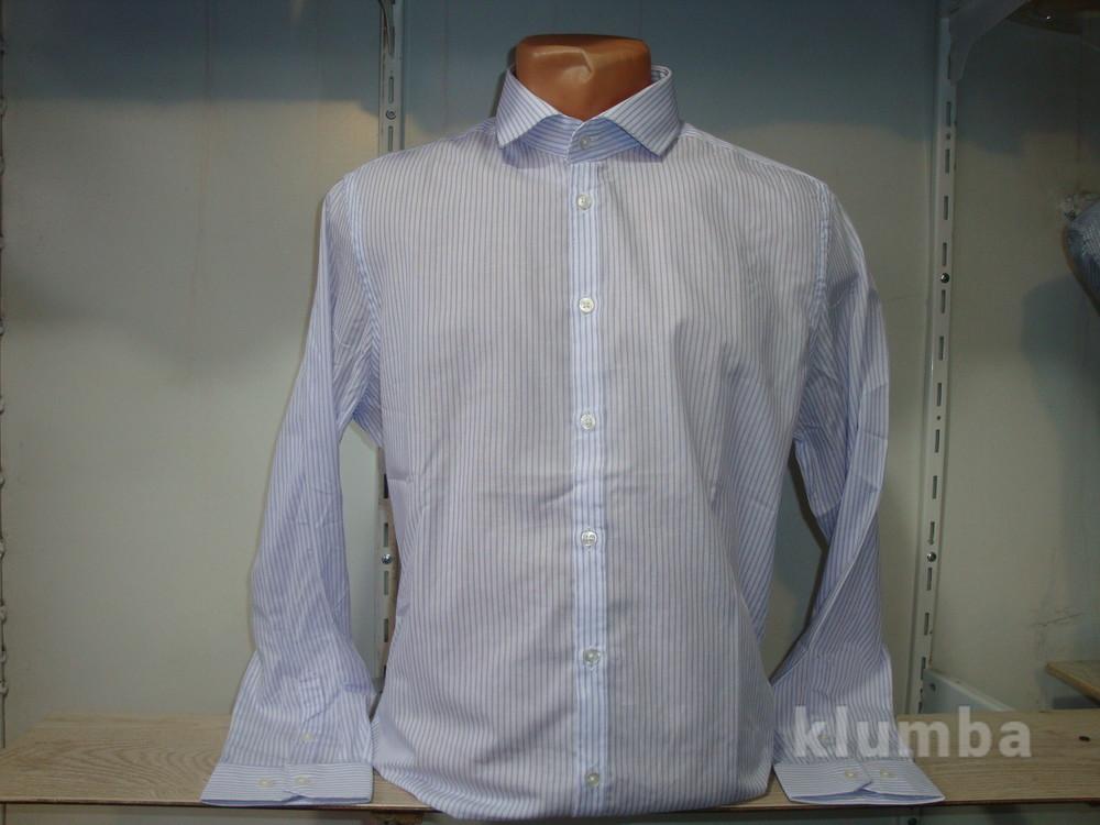 Распродажа! Мужская рубашка с длинным рукавом Piazza Italia Man. фото №1