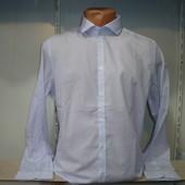 Распродажа! Мужская рубашка с длинным рукавом Piazza Italia Man.