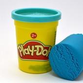 Плей До баночка пластилина 112г., Поштучно Play-Doh (B6756) плей-дох
