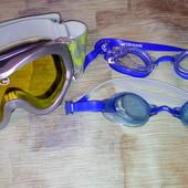 очки для плаванья маска для сноуборда