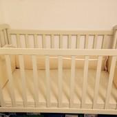 Кроватка детская woodman из бука