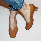 Туфли 38,5 р Hogl, Австрия, кожа полная, оригинал